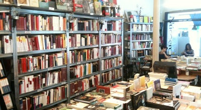 Photo of Bookstore La Fugitiva at C. Santa Isabel, 7, Madrid 28012, Spain