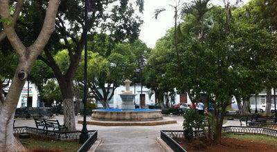 Photo of Park Parque De Santiago at Calle 70, Mérida, Mexico