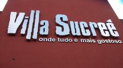 Photo of Bakery Villa Sucreé Pães e Doces at R. Atibaia, 369, Ribeirão Preto 14090-140, Brazil