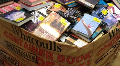 Photo of Bookstore Whitcoulls at Westfield Queensgate, Lower Hutt 5010, New Zealand