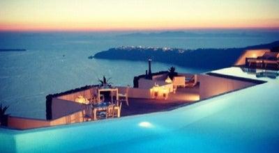 Photo of Hotel Grace Hotel at Ημεροβίγλι, Σαντορίνη 847 00, Greece