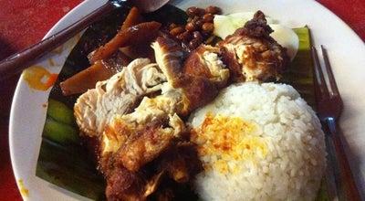 Photo of Malaysian Restaurant Nasi Lemak Famous at Bangsar Food Court, Jalan Telawi 1, Kuala Lumpur 59100, Malaysia
