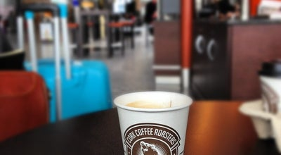 Photo of Coffee Shop Cork Coffee Roasters at Arrivals, Cork Airport, Cork, Ireland