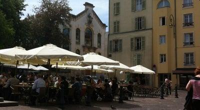 Photo of French Restaurant Le Vaudémont at Place Vaudémont, Nancy, France