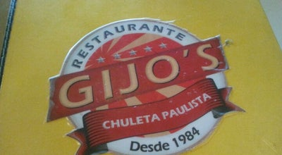 Photo of Brazilian Restaurant Gijo's at R. Cristiano Angeli, 930, São Bernardo do Campo 09810-555, Brazil