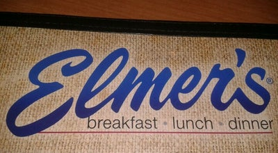 Photo of Breakfast Spot Elmer's Restaurant at 7427 S Hosmer St, Tacoma, WA 98408, United States