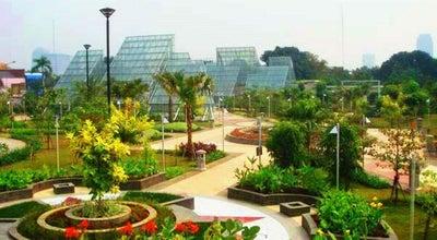 Photo of Park Taman Menteng at Jalan Hos Cokroaminoto, Jakarta Pusat 10310, Indonesia
