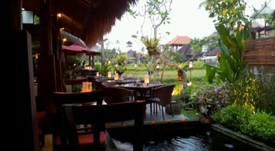 Photo of Italian Restaurant Three Monkeys Café at Jalan Monkey Forest, Ubud, Indonesia