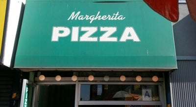 Photo of Pizza Place Margherita Pizza at 16304 Jamaica Ave, Jamaica, NY 11432, United States