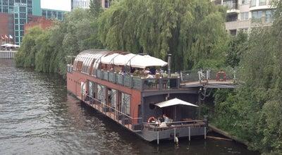 Photo of Italian Restaurant Patio at Kirchstr. 13, Berlin 10557, Germany