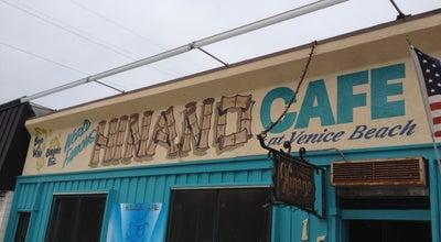 Photo of Burger Joint Hinano Cafe at 15 Washington Blvd, Venice, CA 90292, United States