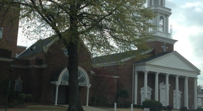 Photo of Church First Baptist Church - Fort Smith at 1400 Grand Ave, Fort Smith, AR 72901, United States