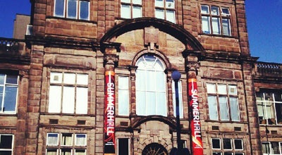 Photo of Performing Arts Venue Summerhall at 1 Summerhall, Edinburgh EH9 1QH, United Kingdom