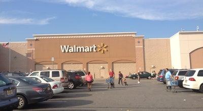 Photo of Big Box Store Walmart Supercenter at 2100 88th St, North Bergen, NJ 07047, United States