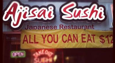 Photo of Sushi Restaurant Aji Sai at 813 Yonge St., Toronto, ON M4W 2G9, Canada