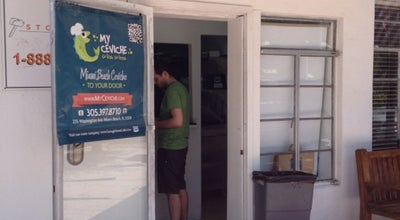 Photo of Seafood Restaurant My Ceviche at 235 Washington Ave, Miami Beach, FL 33139, United States