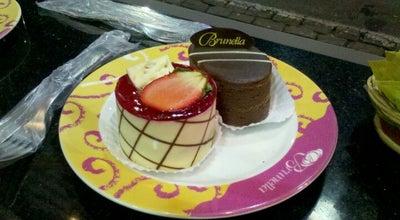 Photo of Dessert Shop Brunella Confeitaria at Pç. Da Independência, 16, Santos, Brazil