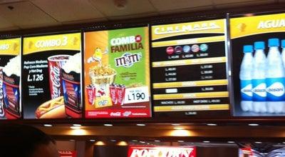 Photo of Movie Theater Cinemark City Mall at City Mall, San Pedro Sula, Honduras