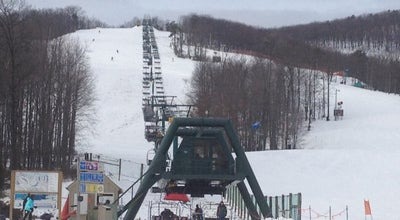 Photo of Ski Area Whitetail Ski Resort at 13805 Blairs Valley Rd, Mercersburg, PA 17236, United States