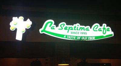 Photo of Cuban Restaurant La Septima Cafe at 702 W Lumsden Rd, Brandon, FL 33511, United States