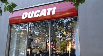 Photo of Motorcycle Shop Ducati New York at 155 Avenue Of The Americas, New York, NY 10013, United States