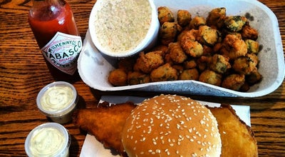 Photo of Seafood Restaurant Skipper's Fish Fry & Market at 1001 E Williams St, Apex, NC 27502, United States