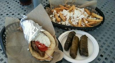 Photo of Mediterranean Restaurant Mediterranean Blue at 435 E Michigan St, Orlando, FL 32806, United States
