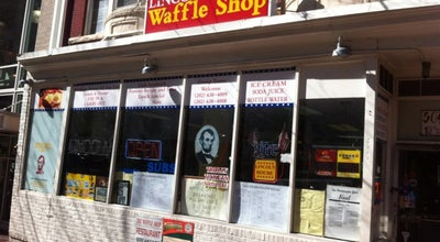 Photo of Diner Lincoln's Waffle Shop at 504 10th St Nw, Washington, DC 20004, United States