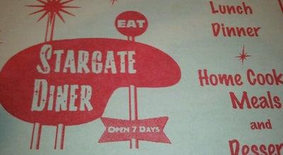 Photo of Diner Stargate Diner at 23415 Sussex Hwy, Seaford, DE 19973, United States