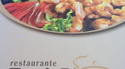 Photo of Northeastern Brazilian Restaurant Farofa d'Água at Av. Praia De Ponta Negra, 8952, Natal 59094-100, Brazil