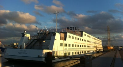 Photo of Hotel Amstel Botel at Ndsm-, Amsterdam 1033 RG, Netherlands