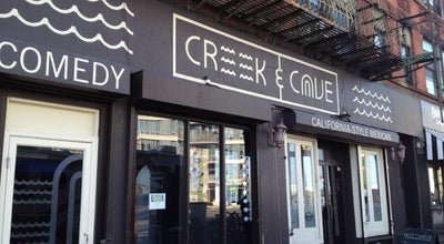 Photo of Comedy Club The Creek and The Cave at 1093 Jackson Ave, Long Island City, NY 11101, United States