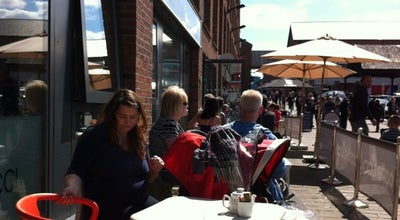 Photo of Cafe Caffè Tucci at Flat 68 The Barge Arm East, Gloucester GL1 2DQ, United Kingdom