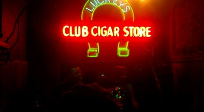 Photo of Dive Bar Luckey's Club Cigar Store & Bar at 933 Olive St, Eugene, OR 97401, United States