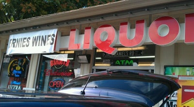 Photo of Other Venue Ernie's Wines & Liquors at 3870 El Camino Real, Palo Alto, CA 94306
