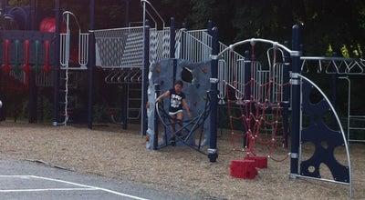 Photo of Playground Newton Center Park Playground at Newton Center, MA 02459, United States
