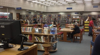 Photo of Library County of Los Angeles Public Library - Rowland Heights at 1850 Nogales St, Rowland Heights, CA 91748, United States