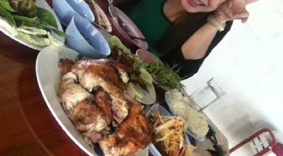 Photo of Asian Restaurant ร้านอาหารคุณเปรม ไก่หมุน at Thailand