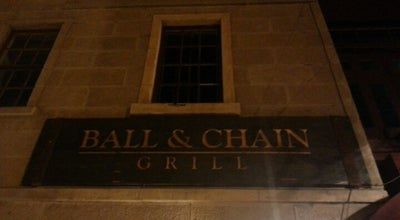 Photo of Steakhouse Ball & Chain Grill at 87 Salamanca Pl, Hobart, Ta 7000, Australia
