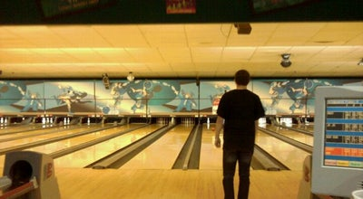 Photo of Bowling Alley Stonehedge Lanes at 580 E Cuyahoga Falls Ave, Akron, OH 44310, United States