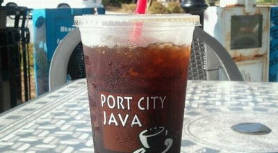 Photo of Coffee Shop Port City Java at 2512 Independence Blvd, Wilmington, NC 28403, United States
