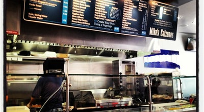 Photo of Mediterranean Restaurant Mike's Calzones & Deli at Po Box, Providence, RI 02912, United States