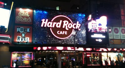 Photo of Food Hard Rock Cafe Hollywood at 6801 Hollywood Blvd # 105, Los Angeles, CA 90028, United States