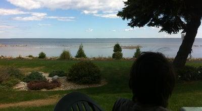 Photo of American Restaurant Schloegel's Bay View Resturaunt at 2720 10th St, Menominee, MI 49858, United States