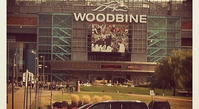 Photo of Arts and Entertainment Woodbine Racetrack at 555 Rexdale Blvd., Toronto, ON M9W 5L2, Canada