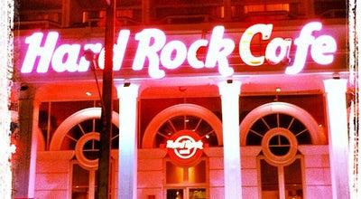 Photo of American Restaurant Hard Rock Cafe Phuket at 48/1 Ratuthit Songroipi Rd, Phuket 83150, Thailand