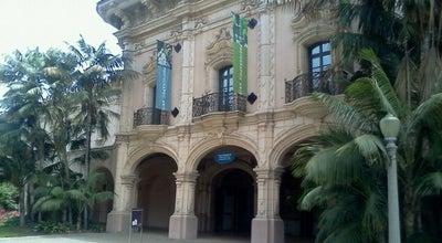 Photo of Art Museum Museum of Photographic Arts at 1649 El Prado, San Diego, CA 92101, United States