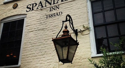 Photo of Bar The Spaniards Inn at Spaniards Road, London NW3 7JJ, United Kingdom
