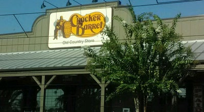 Photo of American Restaurant Cracker Barrel Old Country Store at 5341 Us Highway 19 Hwy. 19 & Gulf Drive, New Port Richey, FL 34652, United States