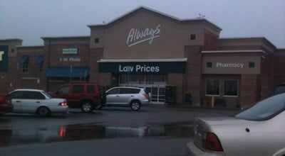 Photo of Big Box Store Walmart Supercenter at 20 Soojian Dr, Leicester, MA 01524, United States